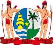 wapen van Suriname afbeelding